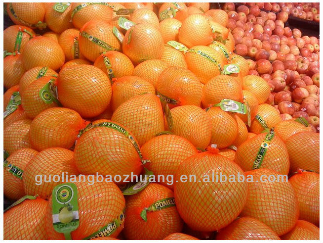 sealed/extruded fruit vegetable net bags