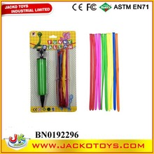 Decoration Use and Wedding,Party Festival long balloon,balloon and pump set