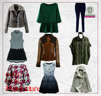 new arrivals top fashion high quality OEM/ODM service brand name designer ladies chinese clothing factory