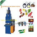 Mutil Color plastic injection molding machine key ring making machine