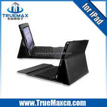 For iPad bluetooth keyboard with detachable stand case