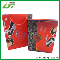 OEM paper olive oil box hot stamping logo