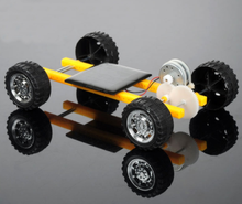 DIY solar car Kit toy Assemble Solar Powered Toy Car