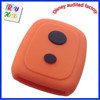 2 button for proton silicone car key cover, wholesale smart silicone key case, custom design rubber material car key shell