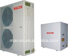 R410a 15kw CE certificate MACON EVI Air To Water Air Conditioner Split Type