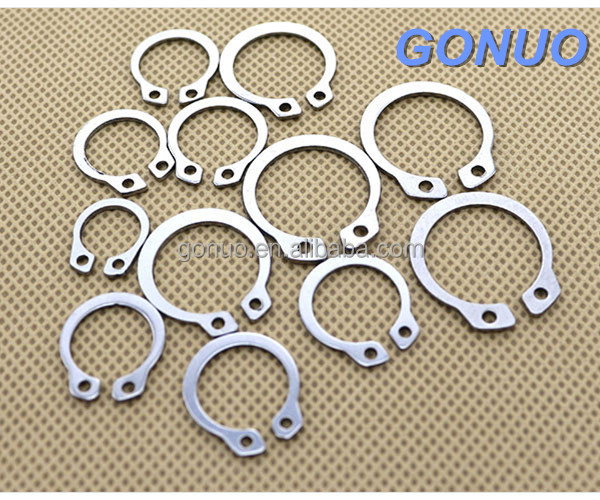 GB894 Stainless Steel Retaining Rings Circlip