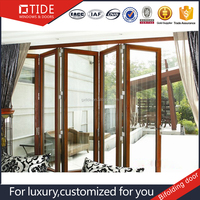 For villa commercial exterior bifold door