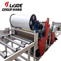 Full Automatic PVC Laminated Gypsum Ceiling Board Production equipment/Machine/Plant