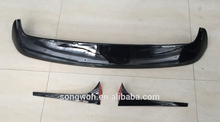 top quality ABS materail roof spoiler for Polo
