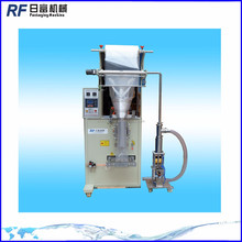 acne and pimple face cream packing machine