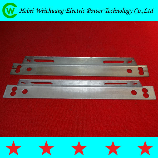 WeiChuang High Voltage Steel Cross Arm/ Line Cross Arm