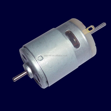 high speed 20000rpm micro <strong>DC</strong> dual shaft motor RS-385
