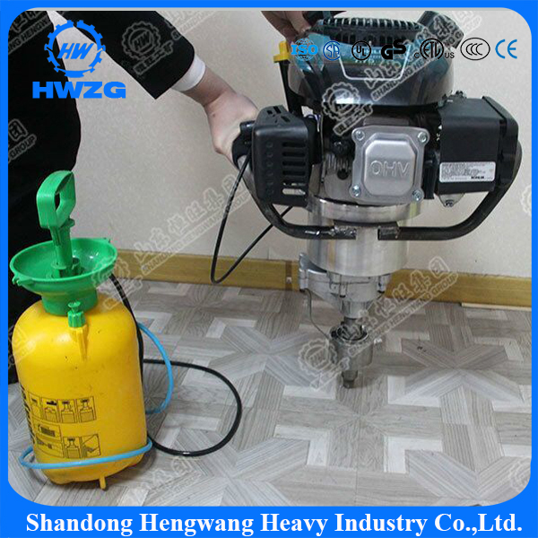 Portable Geological Backpack Diamond Core Sample Drilling Rig