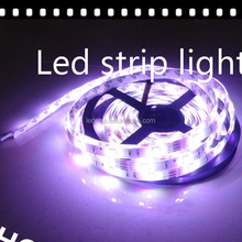 Best price PVC plastic dream color 5050 rgb led strip wifi electric manual rf controller