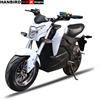 Long Range Off Road Mini Electric Motorcycle with Horn Switch