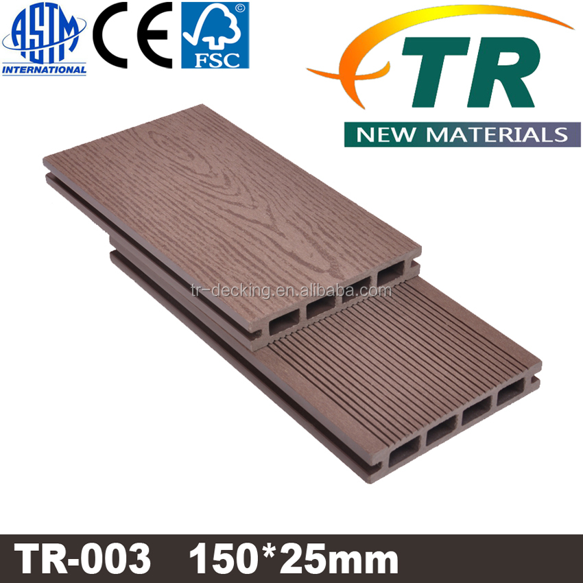 Cheap outdoor wpc decking board buy wpc decking board for Cheapest place for decking boards