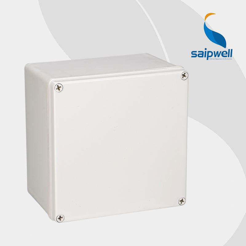 Hot Sale Plastic Box Electronic 200*200*95mm (DS-AG-2020-S)
