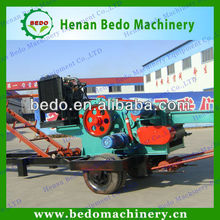 China Manufacturer Diesel Engine Wood Chipper Machine for processing wood chips