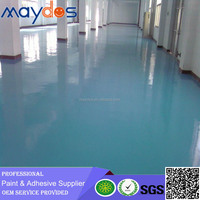 Maydos Oil based epoxy anti-slip warehouse floor paint