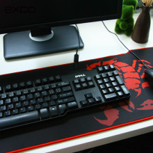EXCO sublimation Large rubber league of legend professional e-sports oyun mouse pad