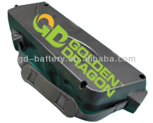for Bosch ebike 300/400 36v lithium ion battery pack for ebike