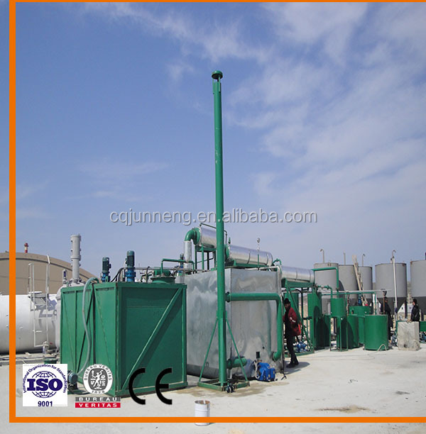 China 2014 Hot Sale ZSA Industrial Waste Oil Recycling Equipment