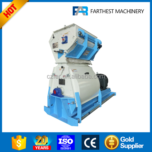 Poultry Feed Soybean Meal Hammer Mill