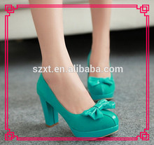 fashion 10cm high heel shoes closed shoe cheap platform shoes