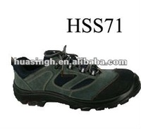 XY,2012 new style low cut mesh fabric lining athletic safety shoes