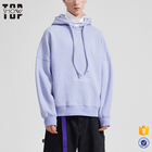 China supplier blank oversized heavyweight 400gsm cotton hoodies for men