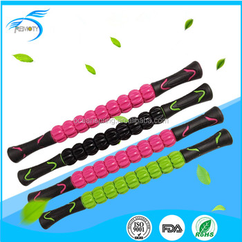 New design Self Muscle Massage Roller Tool