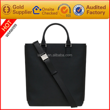 popular genuine italian cowhide leather european style elegance branded men tole bags from China wholesaler