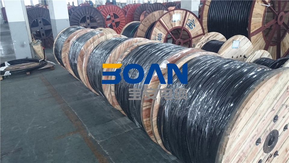 Tree Wire Cable, Overhead Spacer Cable, 25 kv, 3-Layer AAC (ANSI/ICEA S-66-524)