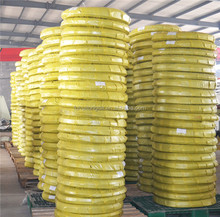 flexible steel wire braided high pressure hydraulic rubber hose pipe