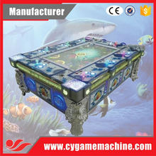 Arcade Fish Catching Game Board of Dragon King