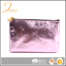 Eco recycled cheap wholesale custom pvc cosmetic bag