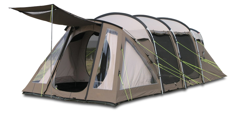 Unique 7 Person Extra Large Family Camping Tent for Outdoor Camping