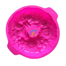Silicone Microwave Baking Oven Safe Cake Baking Pans