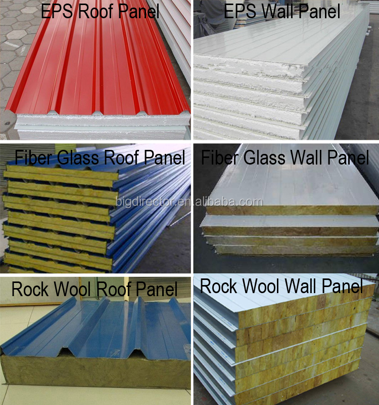 Lightweight exterior wall panel building materials