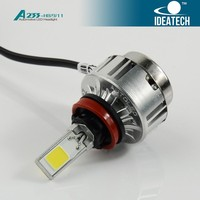 IDEA factory sales!!!H11 led car headlight 3000lm built-in fan super cooling