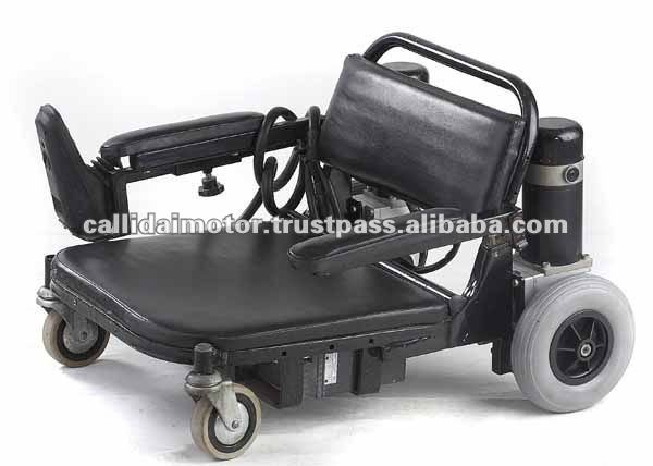 Powered Ground mobilty device wheelchair