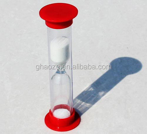 Plastic Hourglass 40 Second Sand Timer Factory