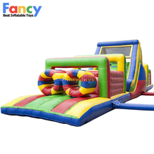 FANCY INFLATABLE!Inflatable water obstacle course for sale/adult inflatable obstacle course