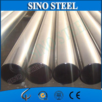 ERW / LSAW spiral welded steel pipe from China manufacturer