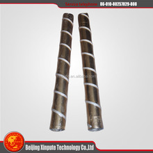 Rope ink stirring roller for gravure printing