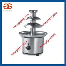 chocolate tempering fountain machine/stainless steel chocolate fountain machine/best selling chocolate fountain machine