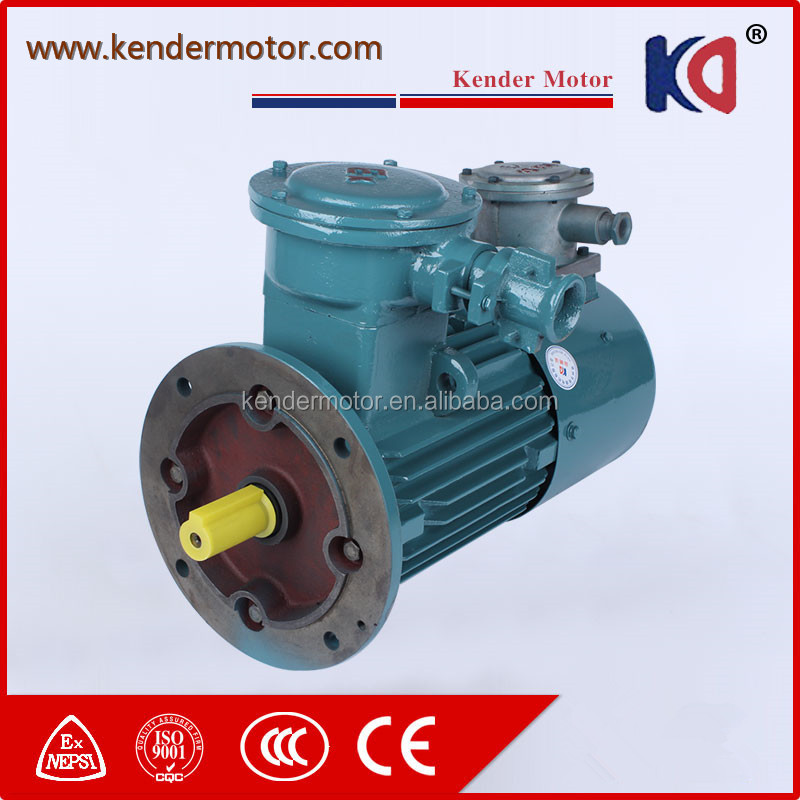 YVF2 series 3 phase Asynchronous AC electric motors 30KW