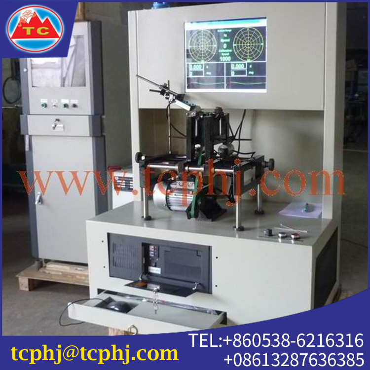 New Power High Speed Rotor Balancing Machine For Sale