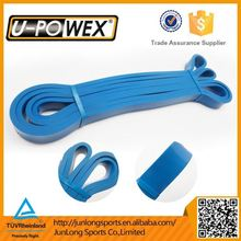 Latex exercise loop band / customized exercise power band