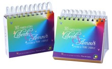 glossy paper wire o islamic calendar printing